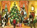 Christmas tradinsidechristmastree